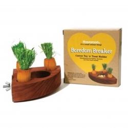 Carrot Toy 'n' Treat Holder