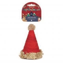 Sisal Santa Hat